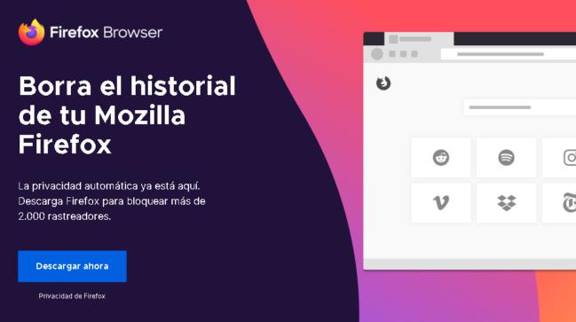 Por ello si aún no sabes cómo hacerlo, no te preocupes, porque en este post te explicaremos cómo borrar el historial de navegación en Mozilla Firefox, de forma rápida y sin complicaciones. Así que le invitamos a echarle un vistazo y descubrir mucho más de un historial de navegación.