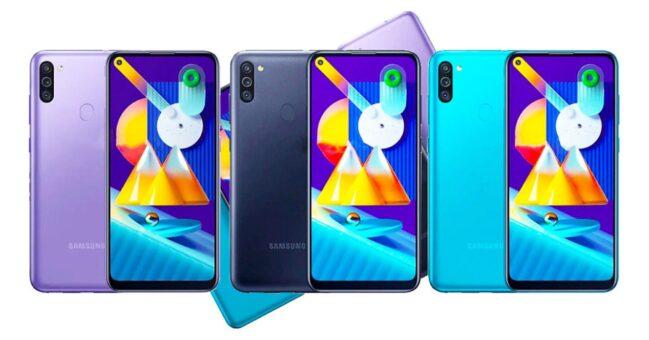 Samsung Galaxy M11: el 'súper móvil' de la firma surcoreana llega a México
