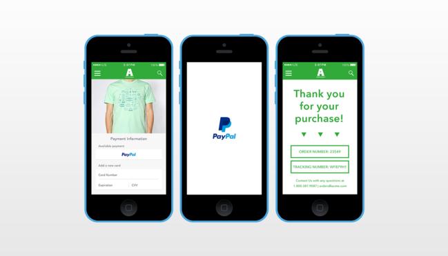Cómo desactivar los pagos automáticos de One Touch en Paypal