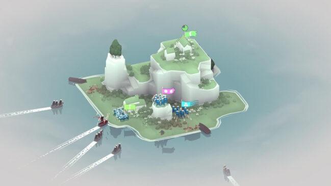 Bad North: Jotunn Edition, estrategia en tiempo real con estilo minimalista