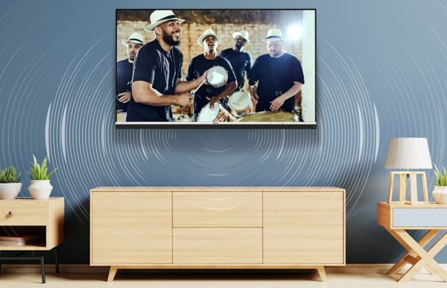 Nokia presento su nueva televisión económica con Android TV