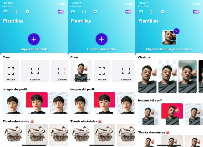 Eliminar el fondo de las fotografías en iOS con PhotoRoom