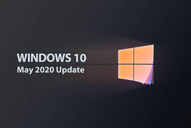 Cómo instalar Windows 10 2004 gratis