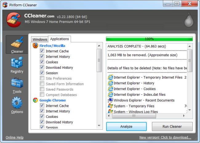 7 maneras de liberar espacio en el disco duro en Windows