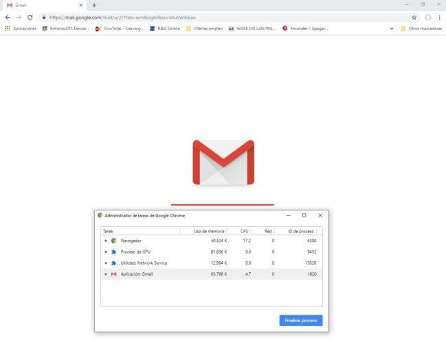 ¿Por qué Google Chrome abre tantos procesos?