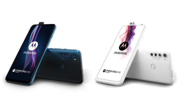 Motorola One Fusion+: un súper móvil con cámara de 64 MP