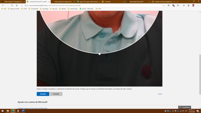 🤪Cómo cambiar la imagen de tu cuenta de usuario de Windows 10