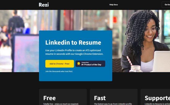 Linkedin to Resume: crea tu currículum con tu perfil de LinkedIn