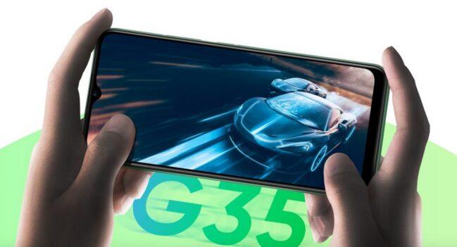 Realme C11: un gran móvil con enorme batería, es gama básica