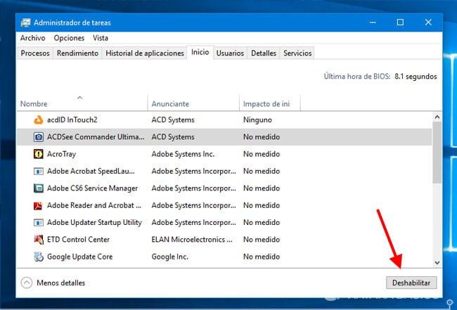 💻Cómo deshabilitar programas de inicio en Windows
