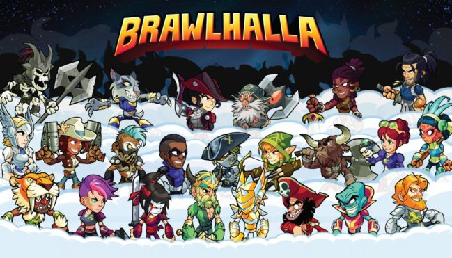 Brawlhalla: llega a Android la alternativa a Super Smash Bros