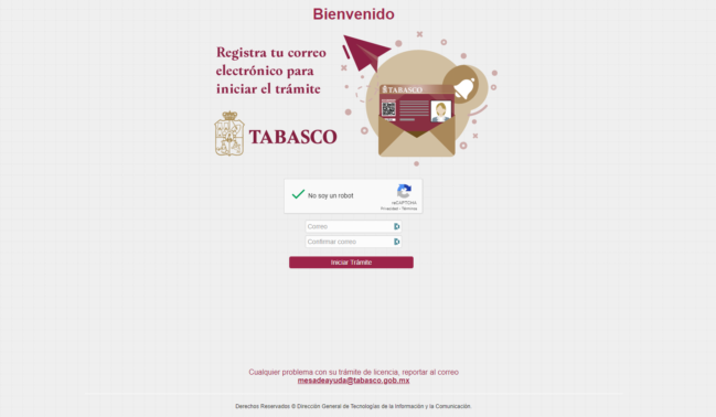 Cómo tramitar la licencia de conducir en Tabasco