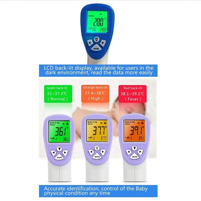 ✅Los mejores termometros digitales【TOP 4】