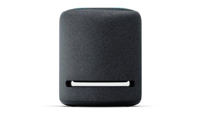 ▶Echo Studio: el mejor altavoz inteligente de Amazon
