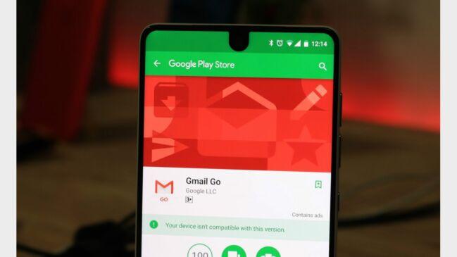 📧Gmail GO: la mini app para gestionar tu correo