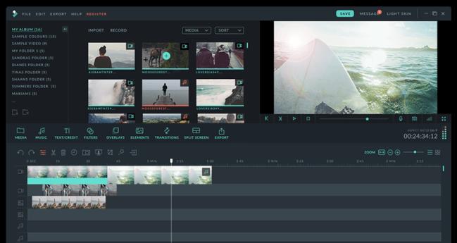 Las mejores aplicaciones gratis para editar vídeos en Windows