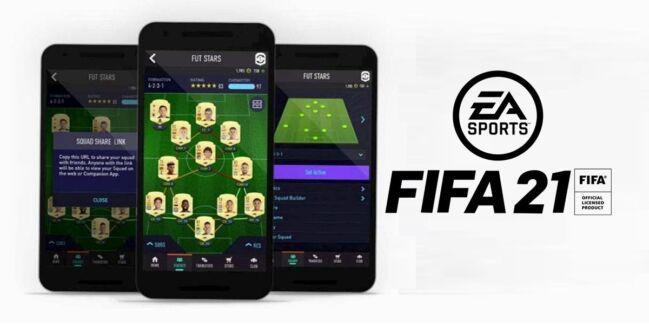 FUT 21 Companion: la app oficial de FIFA llega a los móviles