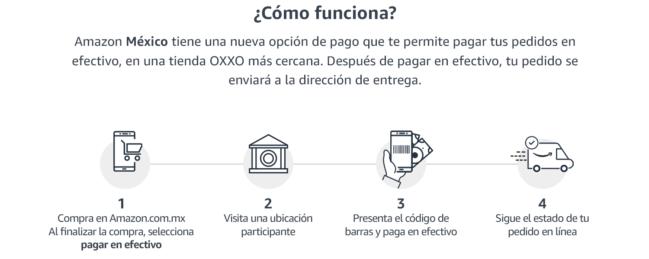✅Cómo pagar Amazon en OXXO
