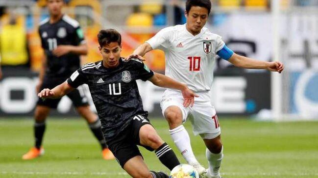 Japón vs México