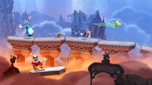 🥇7 juegos de plataformas para Android 【 2020 】