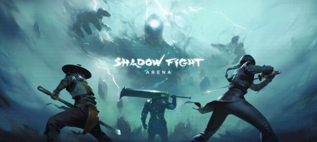 Shadow Fight Arena: peleas de tres contra tres en Android