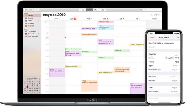 🥇5 aplicaciones de calendario para organizar tu tiempo de estudio