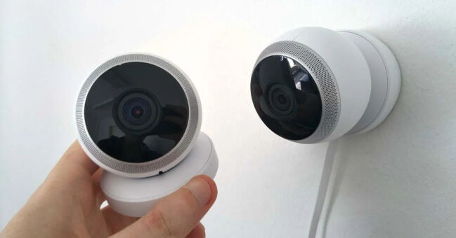 👉Mejores cámaras de vigilancia para bebés