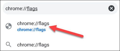 Cómo crear un código QR de una URL en Chrome para Android