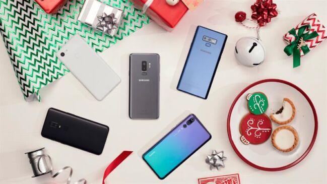 Comprar móviles para regalar en Navidad