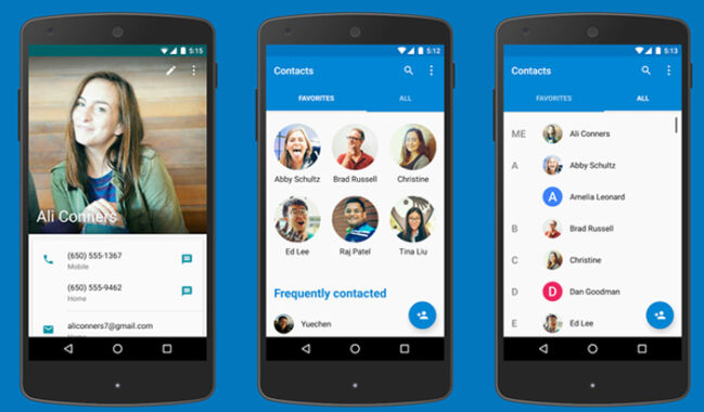 ✅Crear acceso directo a un contacto en Android
