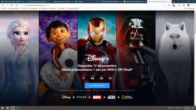 ✅¿Cómo ver Disney Plus en México?