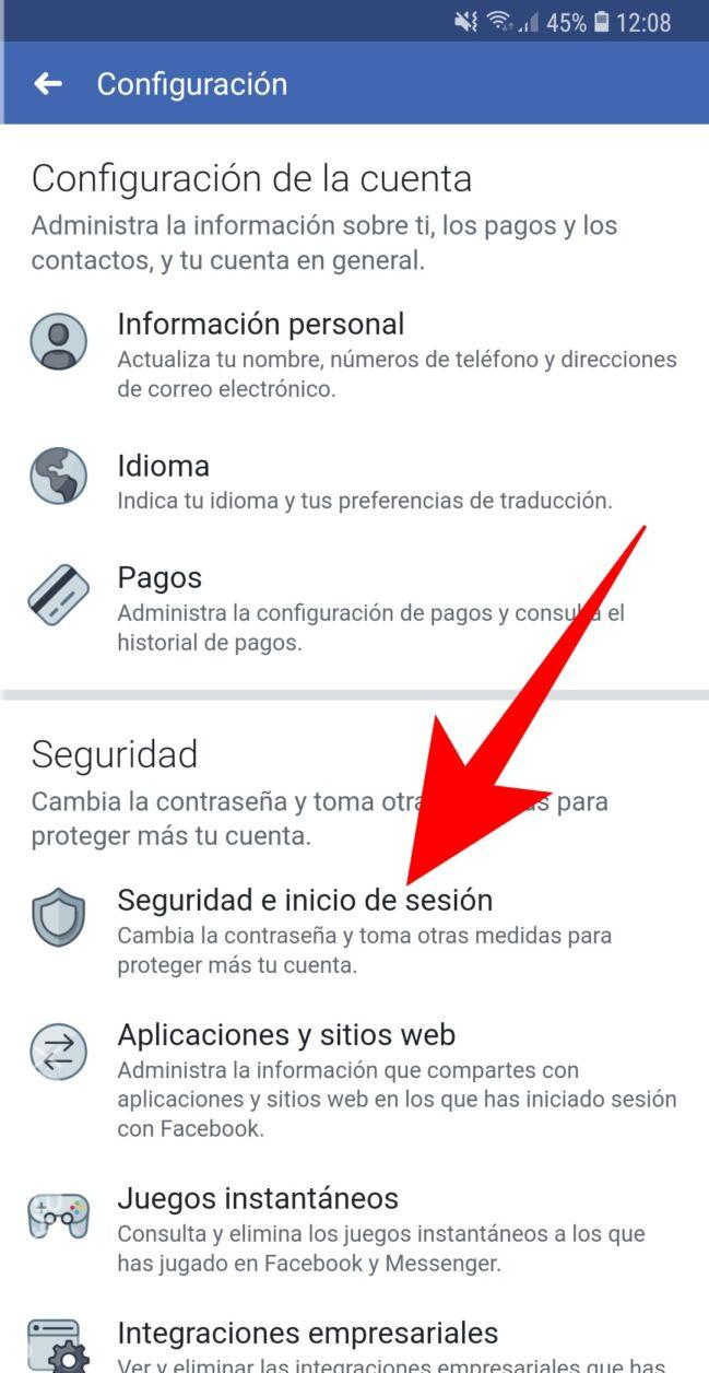 ✅Cómo cerrar sesión en Facebook en todos los dispositivos