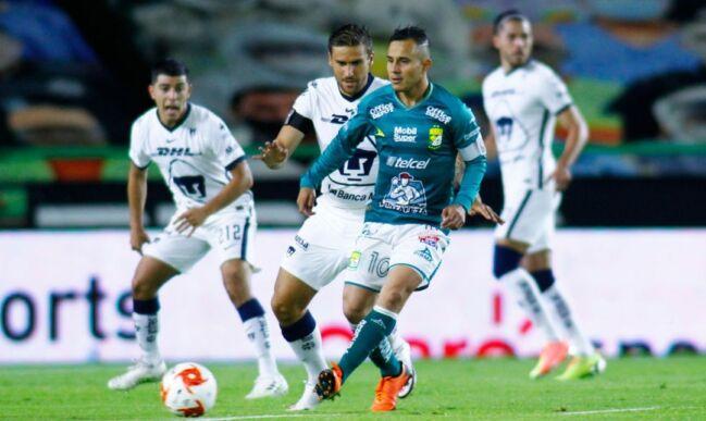 Ver Pumas vs León online