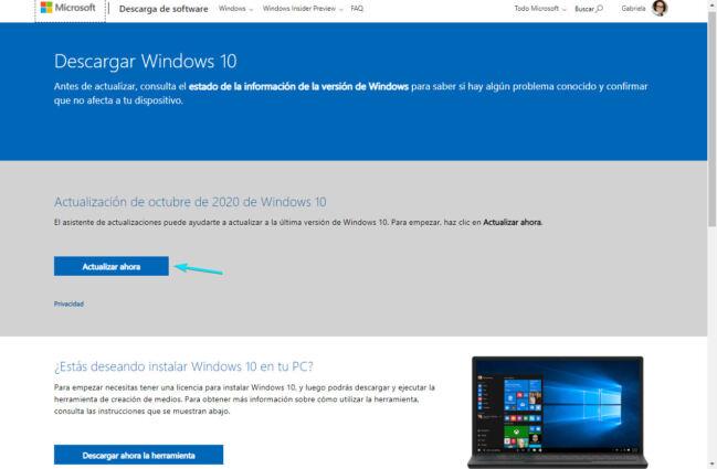 👉Cómo actualizar Windows 10 gratis 【 2021】