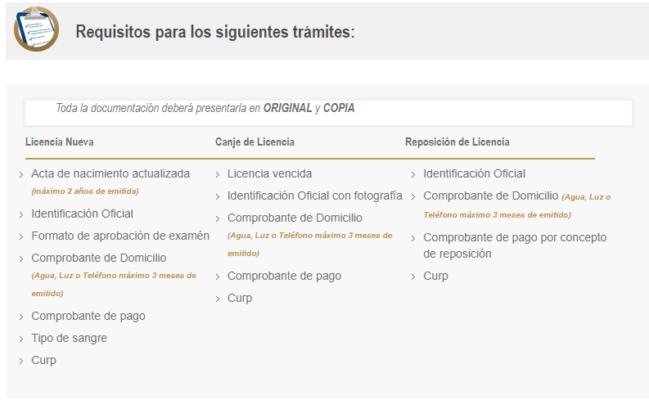 🏅Cómo tramitar la licencia de conducir en Chiapas