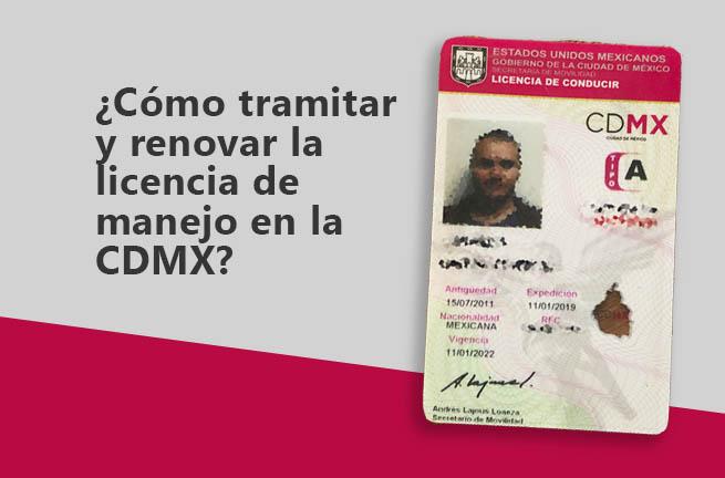 👉¿Cómo sacar cita para licencia de conducir CDMX?