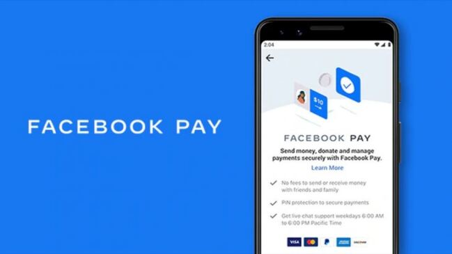 Cómo añadir un método de pago en Facebook Pay