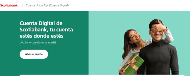🏅Abrir cuenta digital Scotiabank