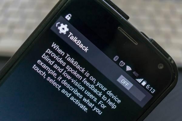 ¿Qué es TalkBack en Android y para qué sirve?
