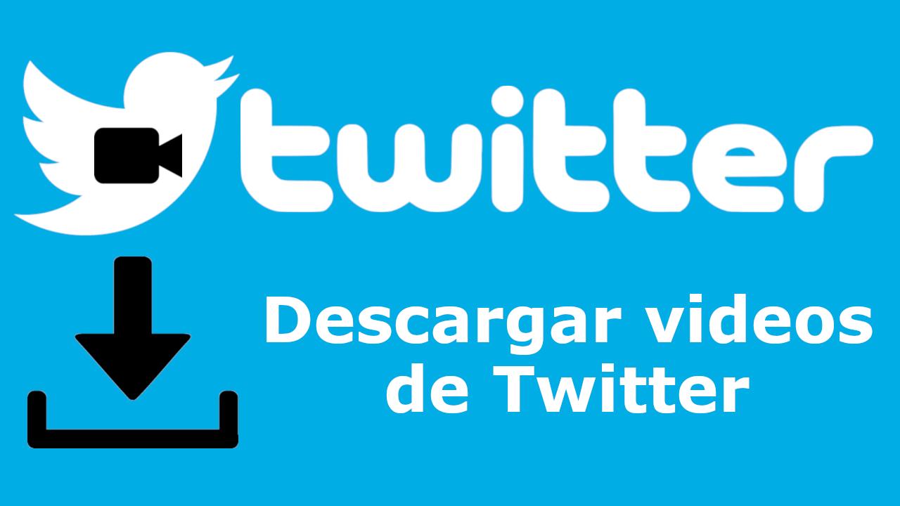 Descargar vídeos de Twitter online