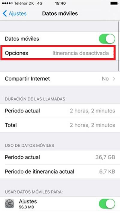🤳Cómo configurar APN Telcel