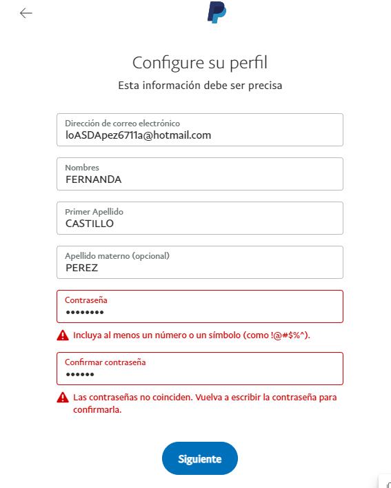 ▶Cómo crear cuenta PayPal