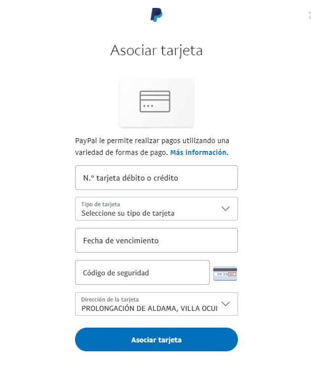 ▶Crear cuenta PayPal sin telefono
