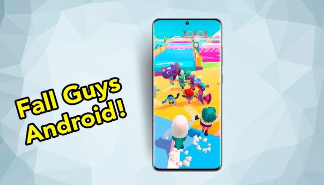 Instalar Fall Guys para Android será posible pronto