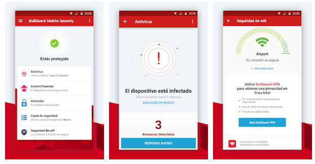 �Top 10 mejores Antivirus Android