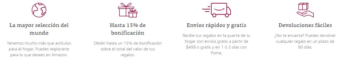 👰Cómo crear una mesa de regalos en Amazon ¡FÁCIL!