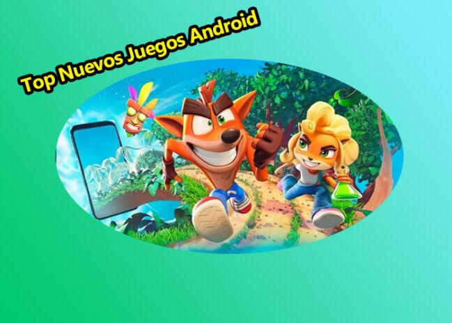 🥇Top 10 Nuevos Juegos Android