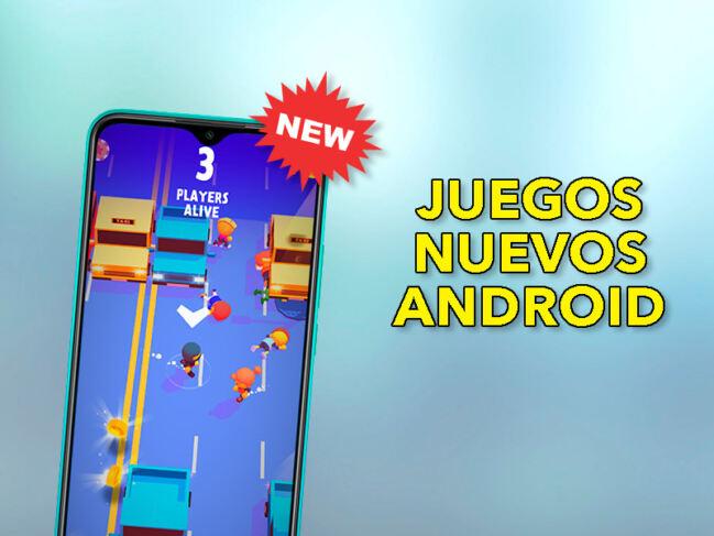 10 juegos Android nuevos ¡GRATIS!