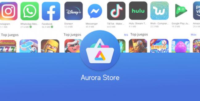 👉Aurora Store: la mejor alternativa a la Playstore