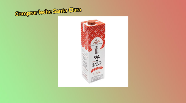 🥛Leche Santa Clara Barata